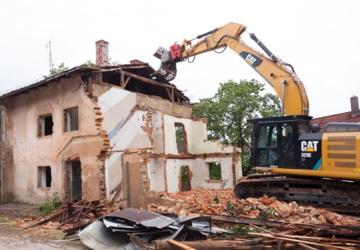Plus-value : pas de réduction possible pour les travaux réalisés sur un bâtiment destiné à être démoli